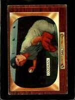 1955 BOWMAN #99 JERRY COLEMAN GOOD+ YANKEES  *X3189