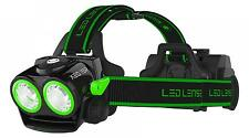 Led Lenser XEO19R black and green inklusive Zubehör Paket Stirnlampe Kopflampe
