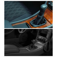 1pc Cup Holder Roller Blind Tray Protector Interior Decor Trim For Mercedes Benz