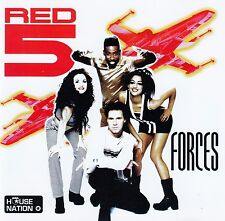 RED 5 : FORCES / CD - TOP-ZUSTAND