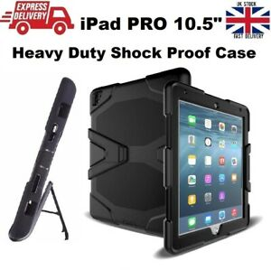 Shockproof Heavy Duty Rubber Hard Case for iPad PRO (2017) 10.5 in (A1701/A1709)