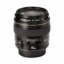 New Canon EF 85mm f1.8 USM