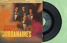 THE JORDANAIRES Heavenly Spirit / CAPITOL EAP 1-1011 Spain 1959 EP 45 rpm VG+