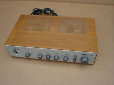 RFT / FERA 150 / Stereo Verstärker / DDR HIFI / Funktioniert / Paypal !