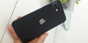 iPhone 12 black 128Gb BLOQUEADO POR iCloud, poco uso y en perfecto estado.