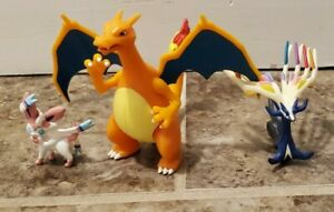 Pokemon TOMY Nintendo Action Figures