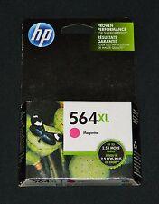 NEW Hewlett-Packard HP 564XL Inkjet Printer Ink Cartridge - Magenta