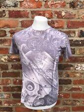 Soul Destroyer Minute Mirth Skull Movie Street T-shirt Shiroi Neko Medium 38