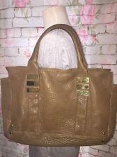 Hype Brooks Shopper pebbled Leather Shoulder Tote Satchel Handbag bag #U7