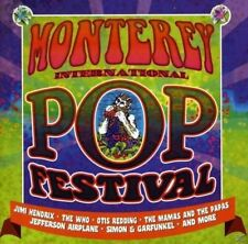 Monterey International Pop Festival by Various Artists CD