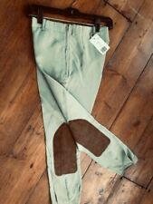 Tailored Sportsman Side Zip Breeches * Youth sz 12 *New* Beige Style # 3941