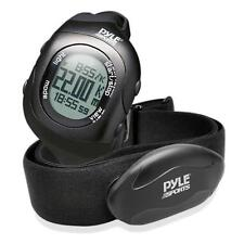 New PSBTHR70BK Bluetooth Fitness Heart Rate Monitoring Watch w/ Wireless Data