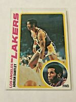 1978-79 Topps Basketball Base Card - Adrian Dantley - Los Angleles Lakers