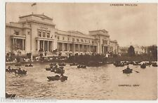 British Empire Exhibition, Canadian Pavilion Postcard, B505