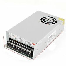 DC inustrial Universal Regulated Switching Power Supply DEL Strip CCTV 12 V - 25 A