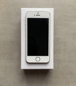 Apple iPhone SE - 64 Go - Argent - Désimlocké - 1ère génération, très bon état