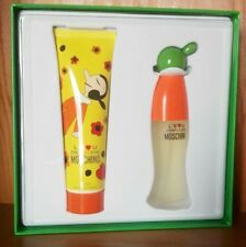 L'eau Economique Chic et Moschino eau toilette 50ml Spray + body lotion