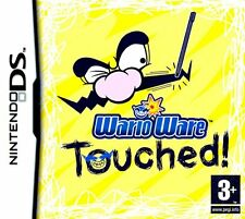 Wario Ware Touched! NDS - LNS