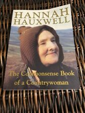 A Countrywoman's Commonsense Book by Barry Cockcroft, Hannah Hauxwell (Paperback