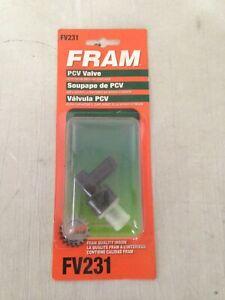 Fram FV231 PCV Valve fits Chrysler OE 4777240 5214088 Mopar L276V