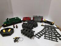 LEGO Train: RC Train: Cargo Train Deluxe 7898 with remote