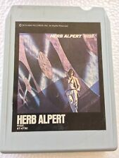 1979 Herb Albert Eight Track Tape Rise