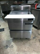 Continental Line Sandwich/Salad Unit With Two Drawers