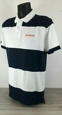 SoulCal Polo Shirt Mens 100% Cotton Short Sleeve Navy White XLARGE A222-3