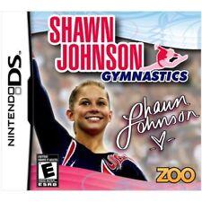 Shawn Johnson Gymnastics For Nintendo DS DSi 3DS 2DS Brand New 9E