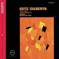 Stan Getz - Getz/Gilberto [CD]