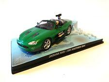 Jaguar XKR James Bond 007 Die Another Day - 1:43 Diecast Model Car DY006