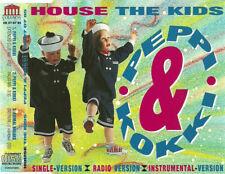 HOUSE THE KIDS - Peppi & Kokki 3TR CDM 1993