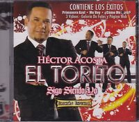 Hector Acosta El Torito Sigo Siendo yo Edicion Especial CD New Nuevo Sealed