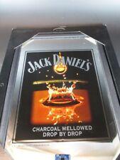 Jack Daniels Tropfen Spiegel Mirror Wandspiegel ,Bar,Partykeller,Kneipe,30cm..