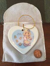 Precious Moments 2002 Heart Ornament