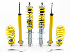Seat Leon MK1 1M 1999-2006 FK AK Street Adjustable Coilover Suspension Kit NEW