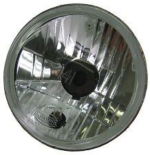 "Crystal Halogen headlight upgrade kit 5.75"" round lamp 5 3/4"" H4 Lucas quadoptic"