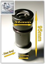 Reticle reticuled photo relay eyepiece for Zeiss, Nikon, Olympus, Leica Wild
