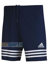 adidas Mens Entrada climalite 7 Inch Sports Football Gym Training Running Shorts