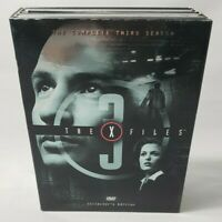 The X-Files TV Series Complete Season 3 Collector's Edition 7 Disc Set DVD