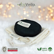 Reusable Bamboo Cotton Terry Make Up Remover Pads  Waste Vegan Organic Washable