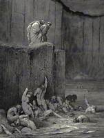 GUSTAVE DORE ANDROMEDA 1869 DORE OLD MASTER ART PAINTING PRINT POSTER 1190OM