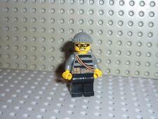 Minifig lego Police bandit masqué pour set 60007 60009
