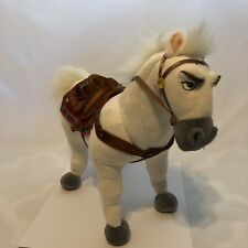 Disney Store Maximus Plush Tangled Rapunzel's Horse Posable Collectible