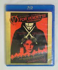 V for Vendetta Blu-ray Disc