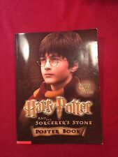 Harry Potter And The Sorcerer's Stone Poster Book Special Movie Sneak Preview