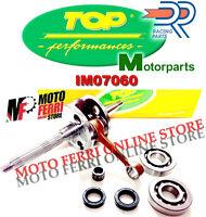 ALBERO MOTORE TOP PERFORMANCES CUSCINETTI E PARAOLI PIAGGIO NRG MC2 MC3 NTT ZIP