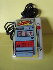 NEW OLD STOCK Magnetic Body Light SLOT MACHINE Battery Operated NECKLACE