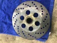 skidoo formula mxz 380 brake rotor