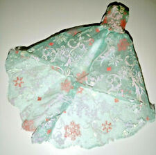 Ever After High doll clothes ASHLYNN ELLA Fairest On Ice glitter snowflake DRESS